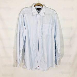 Nordstrom Men's Dress Shirt Men's Size: 17.5